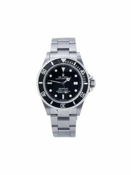Rolex наручные часы Sea-Dweller pre-owned 40 мм 1990-х годов 16600