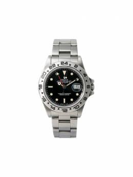 Rolex наручные часы Explorer II pre-owned 40 мм 1985-го года 16550