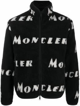Moncler двусторонняя куртка с логотипом 8G77000899AJ