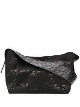 We11Done сумка на плечо с логотипом WDAB820140UBK