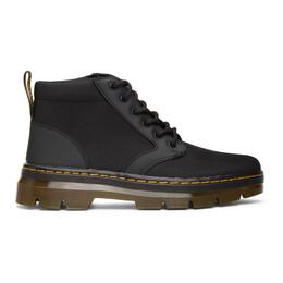 Dr. Martens Black Bonny Poly Boots 20377001