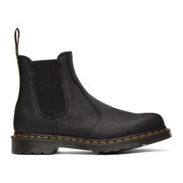 Dr. Martens Black 2976 Ambassador Boots 25600001