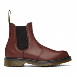 Dr. Martens Red 2976 Chelsea Boots 11853600