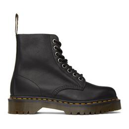 Dr. Martens Black 1460 Pascal Bex Boots 26206001