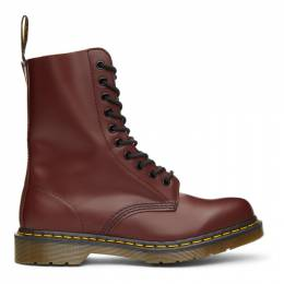 Dr. Martens Red 1490 Boots 11857600