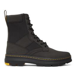 Dr. Martens Black Iowa Winter Boots 25250001