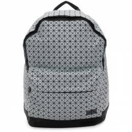 Bao Bao Issey Miyake Grey Kuro Daypack Backpack BB09AG032