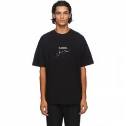 Song For The Mute Black Script Standard T-Shirt 202_MTS031P1_CMFYBLK