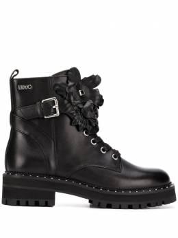 Liu Jo декорированные ботинки SF0177P0062