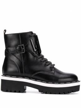 Liu Jo ботинки на шнуровке SF0199EX01422222