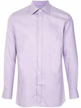 Gieves & Hawkes рубашка на пуговицах G40S3E122020
