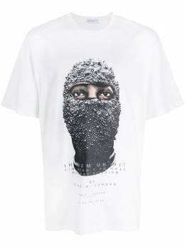 Ih Nom Uh Nit футболка Chaz A. Jordan NUW20231