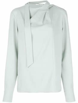 Tibi блузка с прорезью S119CD7301