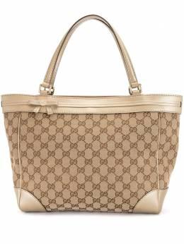 Gucci Pre-Owned сумка-тоут с логотипом GG 257061486628
