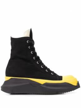 Rick Owens DRKSHDW ботинки на платформе DU20F1840TWP