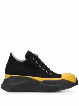 Rick Owens DRKSHDW кроссовки на шнуровке DS20F1842TWP