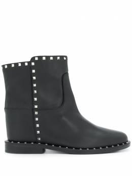Via Roma 15 ботинки с заклепками 3405