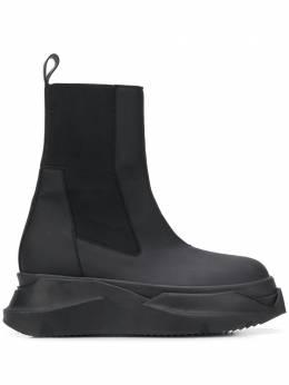 Rick Owens DRKSHDW ботинки на платформе DS20F1846RUH