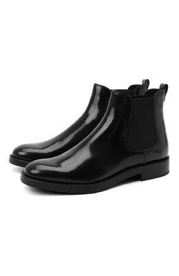 Кожаные ботинки Tod's XXW60C0DD50AKT