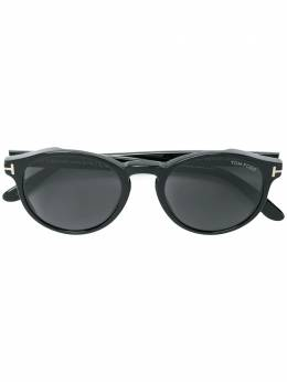 Tom Ford Eyewear round frame sunglasses TF591