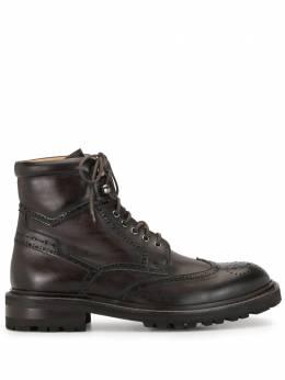 Magnanni ботинки на шнуровке 22364