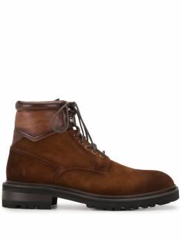 Magnanni ботинки на шнуровке 22363