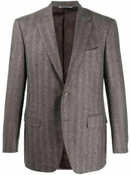 Canali однобортный пиджак 11280CF02846
