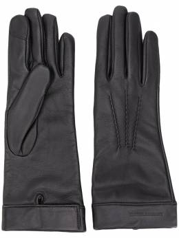 Isabel Marant classic leather gloves GA001620A014A