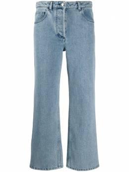 Nina Ricci укороченные расклешенные джинсы 20ADPA007CO0960U4359