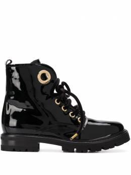 Agl ботинки с люверсами D716564BOLEPEL0000