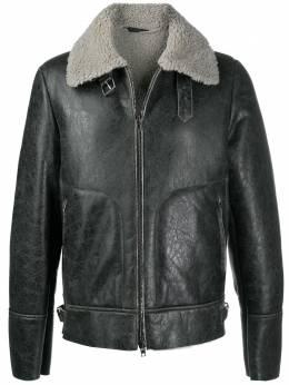 Salvatore Santoro куртка с контрастным воротником 39510U
