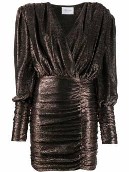 Redemption платье мини со сборками 20FWRA013TV084