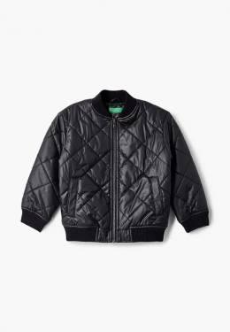 Куртка кожаная United Colors Of Benetton 2AN253JR0