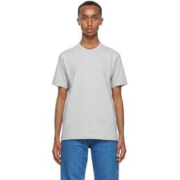 Comme Des Garcons Shirt Grey Forever T-Shirt FO01T201