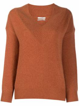 Co V-neck cashmere knit jumper 8240CMRA20