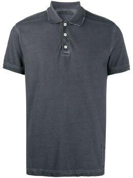 Zadig & Voltaire рубашка поло Trot из ткани пике PWGTP1815H