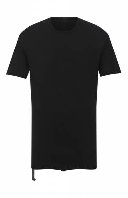 Хлопковая футболка Isaac Sellam Experience DEBL0QUE-JERSEY H21