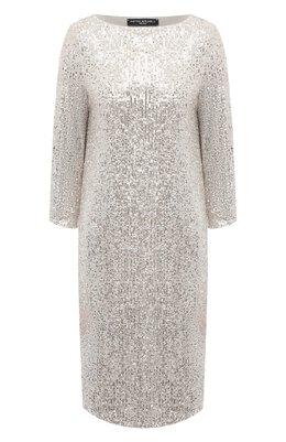 Платье с пайетками Pietro Brunelli AS0316/PLP810