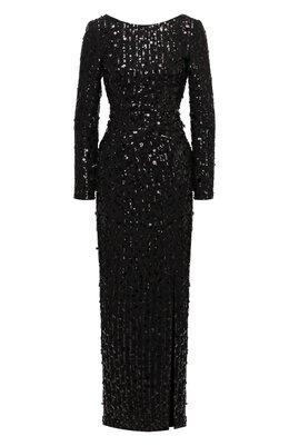 Платье с пайетками Rasario 0018W20_1