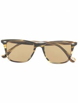 Oliver Peoples солнцезащитные очки в квадратной оправе OV5437SU