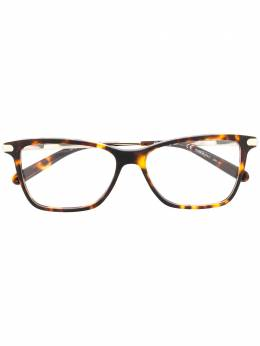 Salvatore Ferragamo очки в квадратной оправе SF2872
