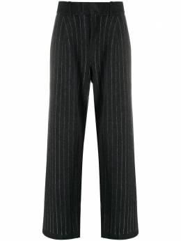 Barrie строгие брюки в тонкую полоску C147682