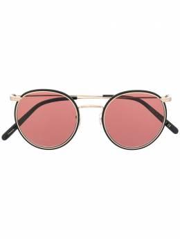 Oliver Peoples солнцезащитные очки Casson в круглой оправе OV1269ST