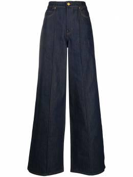 Victoria, Victoria Beckham широкие джинсы 2320DJ001666B