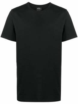 A.P.C. однотонная футболка COEGUH26571