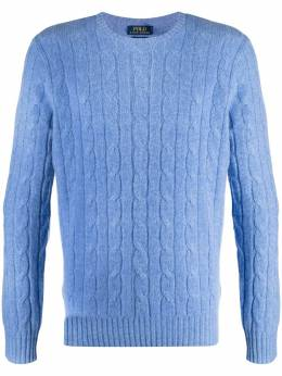 Polo Ralph Lauren chunky cable knit jumper 710775749012