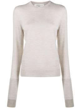 Victoria Beckham свитер с длинными рукавами 1320KJU001511A