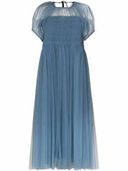 Molly Goddard платье Billy из коллаборации с Browns 50 MGSPBRO03BILLYDRESS