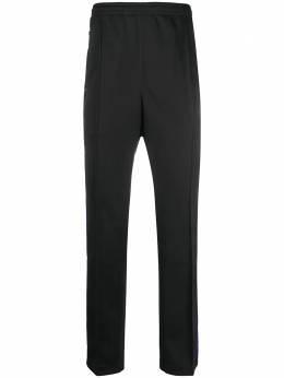 Needles спортивные брюки с логотипом HM227C