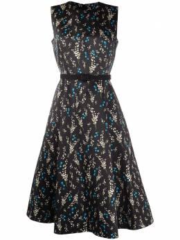 Erdem платье с цветочным принтом PF2021191WDM